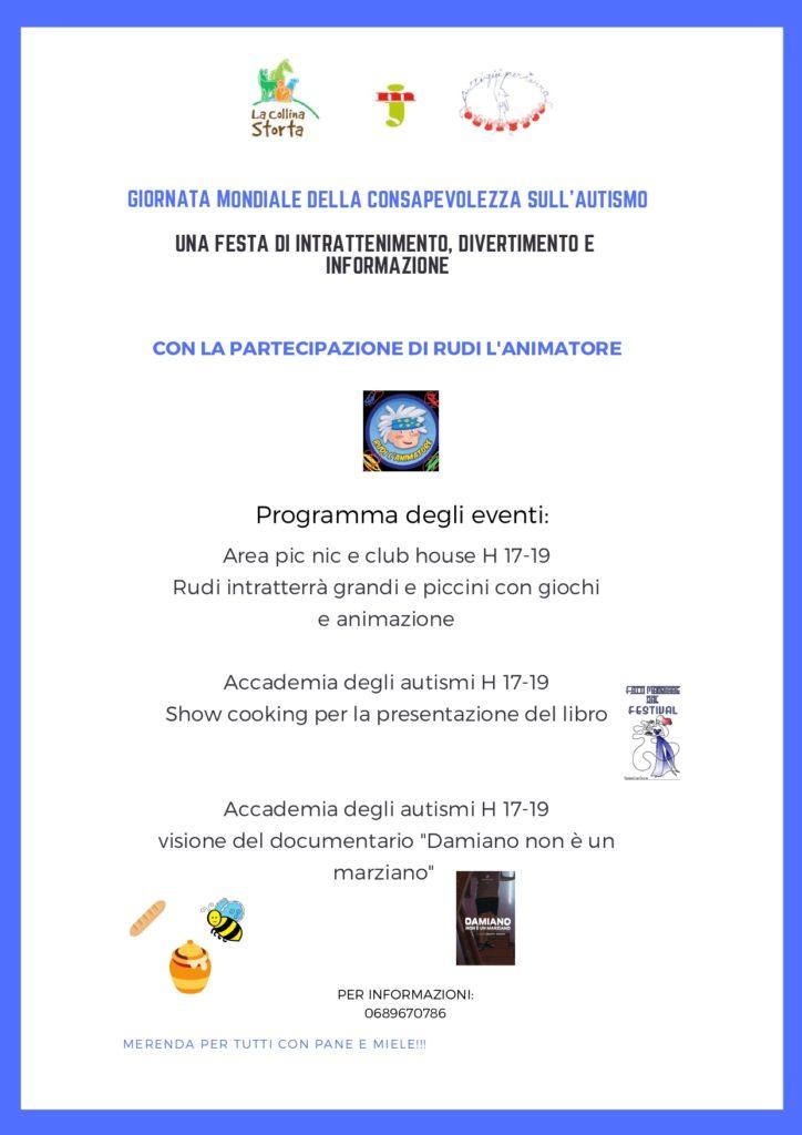 Programma 2 Aprile 2019