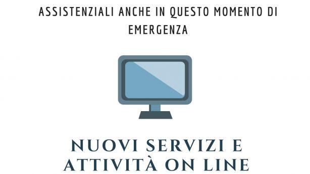 SERVIZI E ATTIVITà ON LINE